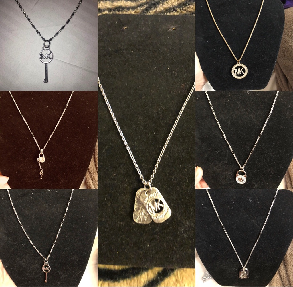 MK NECKLACE $15 each
