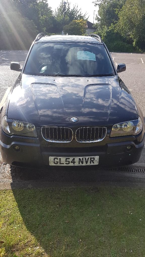 BMW X3 automatic