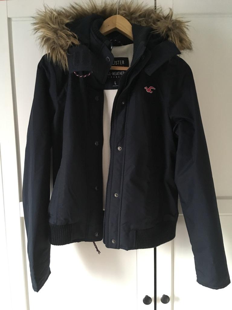 Women's Hollister jacket