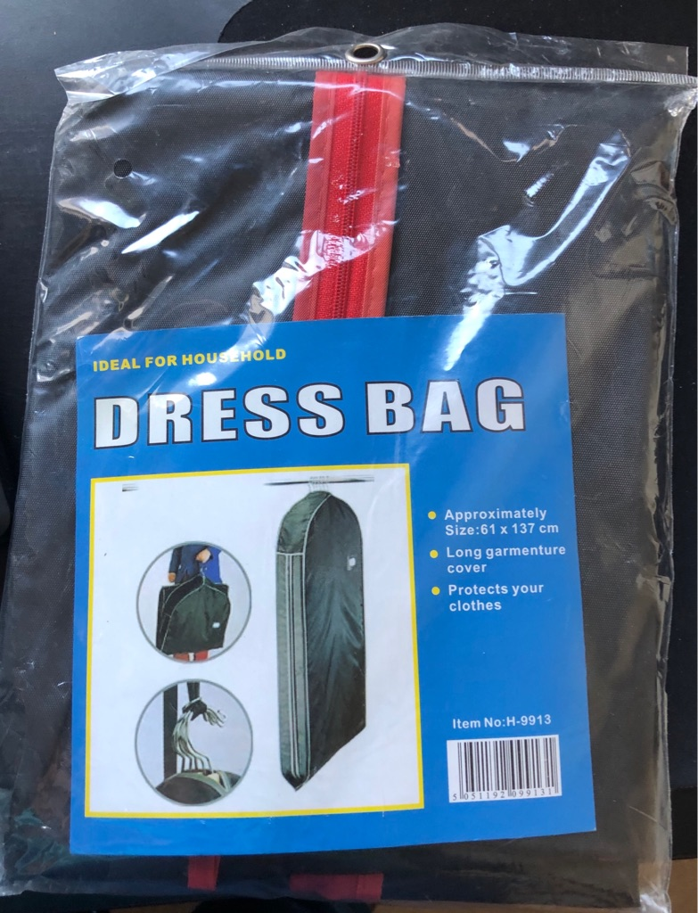 DRESS/SUIT BAG