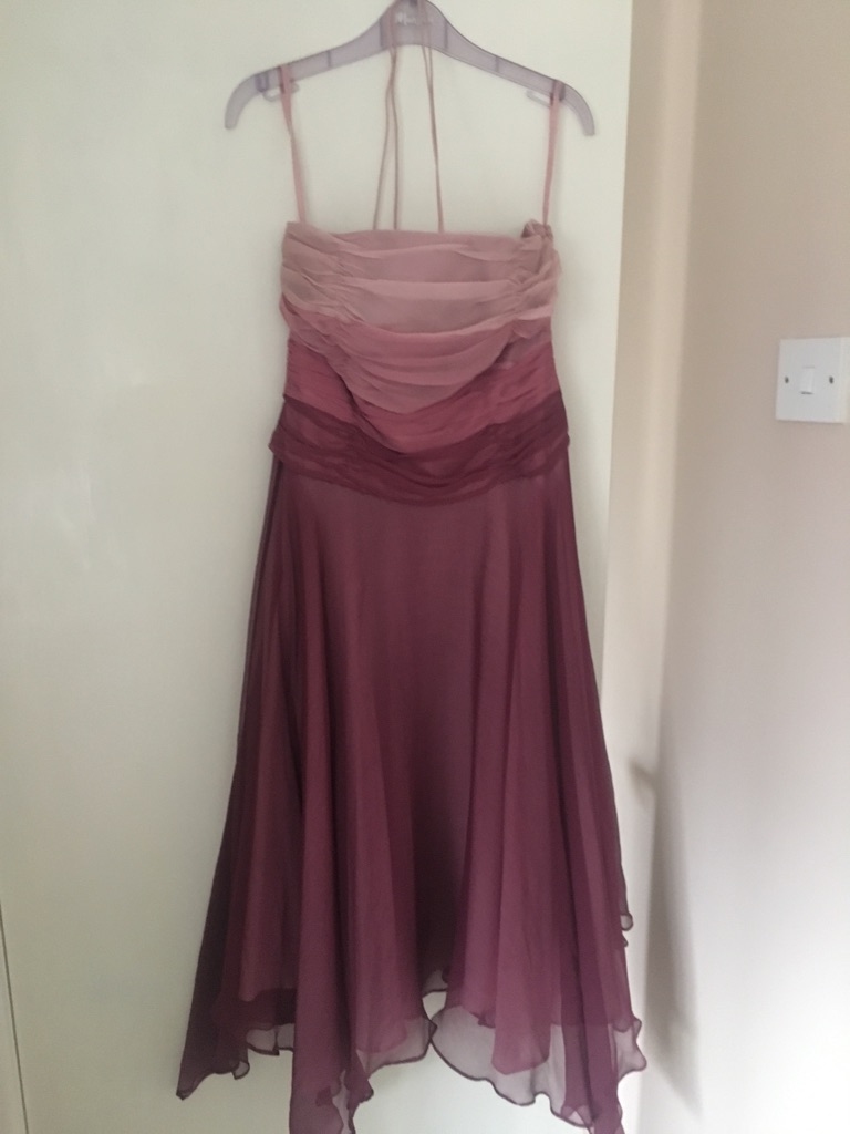 Monsoon prom/occasion dress