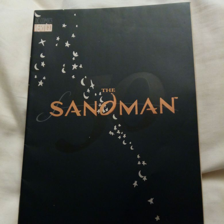 The Sandman: Distant Mirrors #50