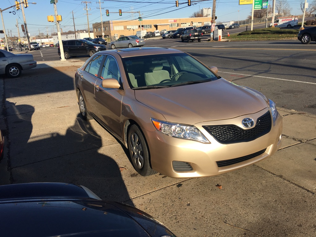 2010 Toyota Camry Le 2.5l