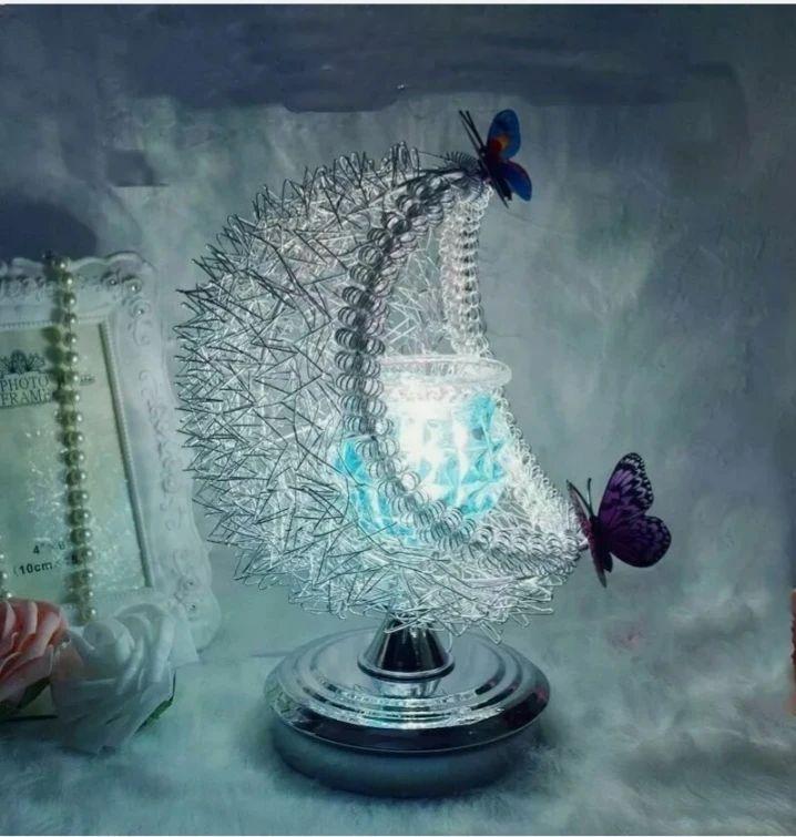 3D moon aroma lamp