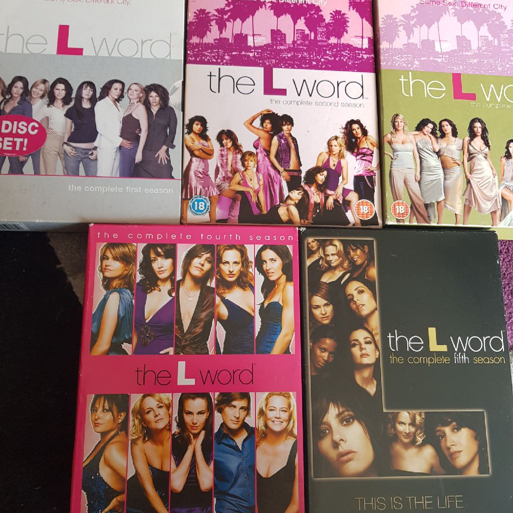 L word complete sets 1-5