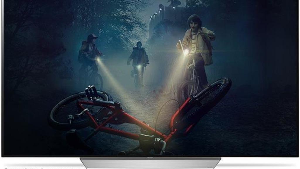 Lg Oled65c7v 4k uhd hdr smart tv