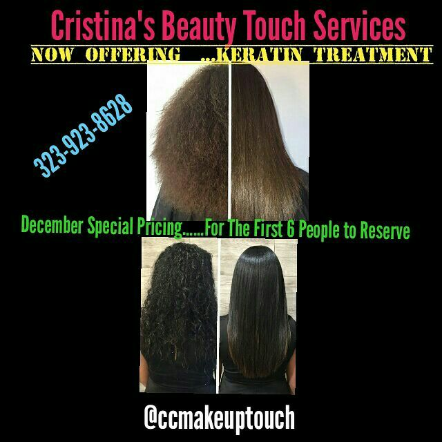 Keratin Smoothing Treatment. ....