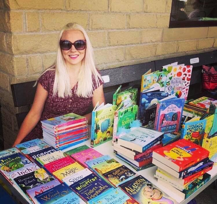 Make extra money for Christmas and beyond selling beautiful children's books!