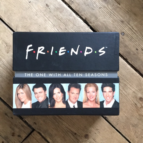 Friends DVD collection - ten seasons box set