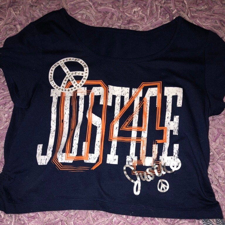Justice shirt