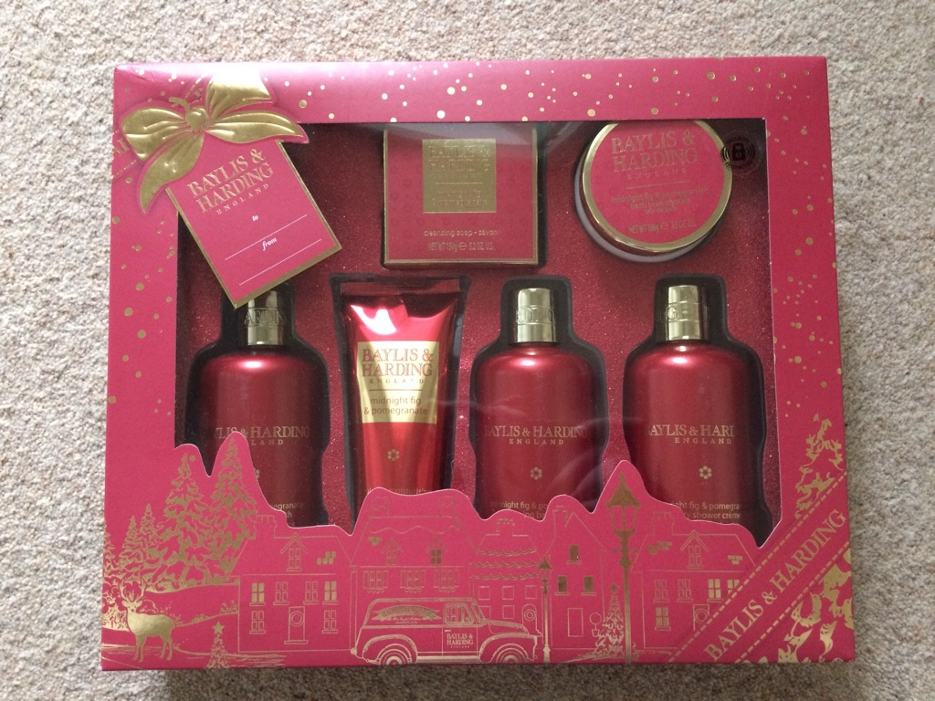 Baylis and Harding Bathing Gift Set