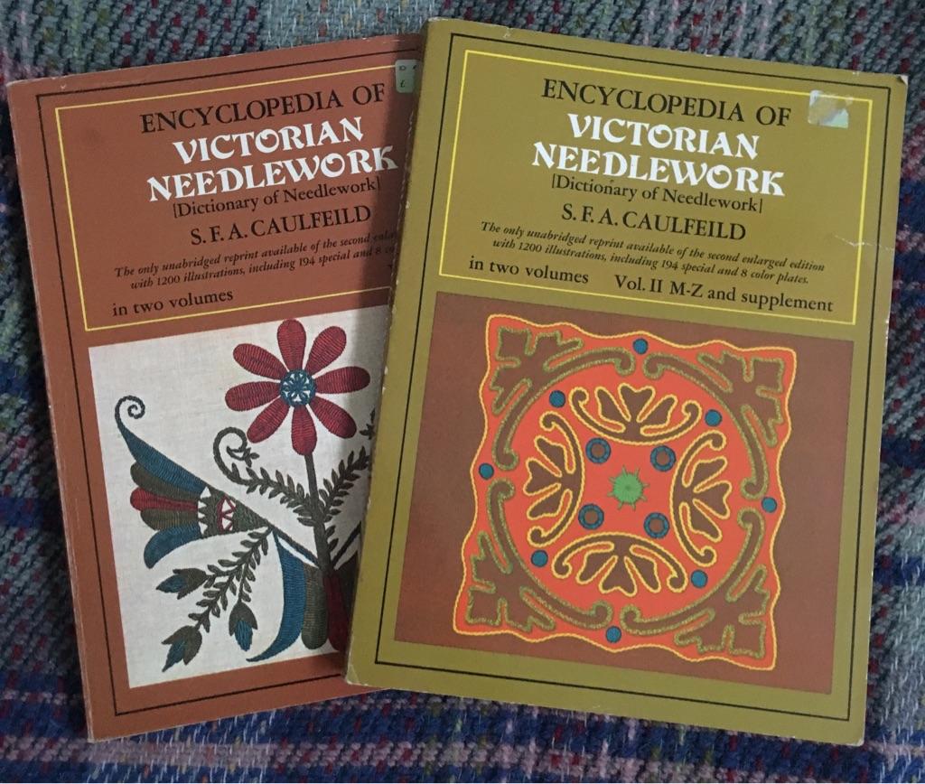 Victorian Needlework Encyclopaedias