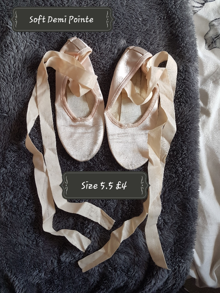 Ballet Leotards/ shoes