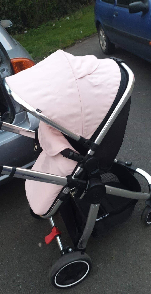Mothercare journey blush