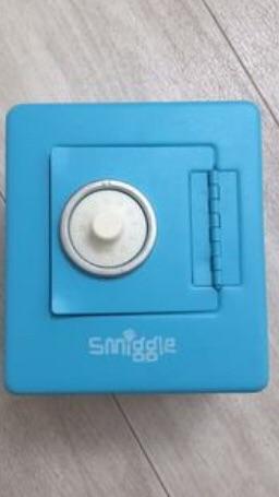Smuggle money safe