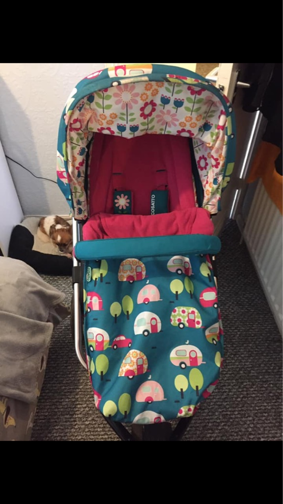 Cosatto 3in1 pram