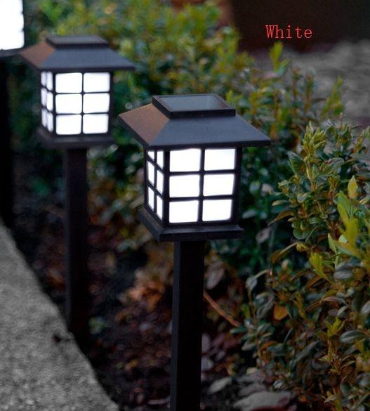 2pcs Solar Lantern Lawn L