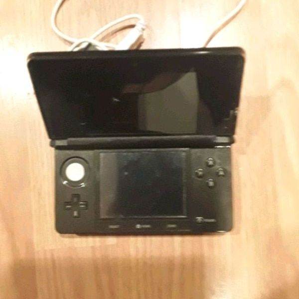 Nintendo 3DS (with an Extended Battery installed)