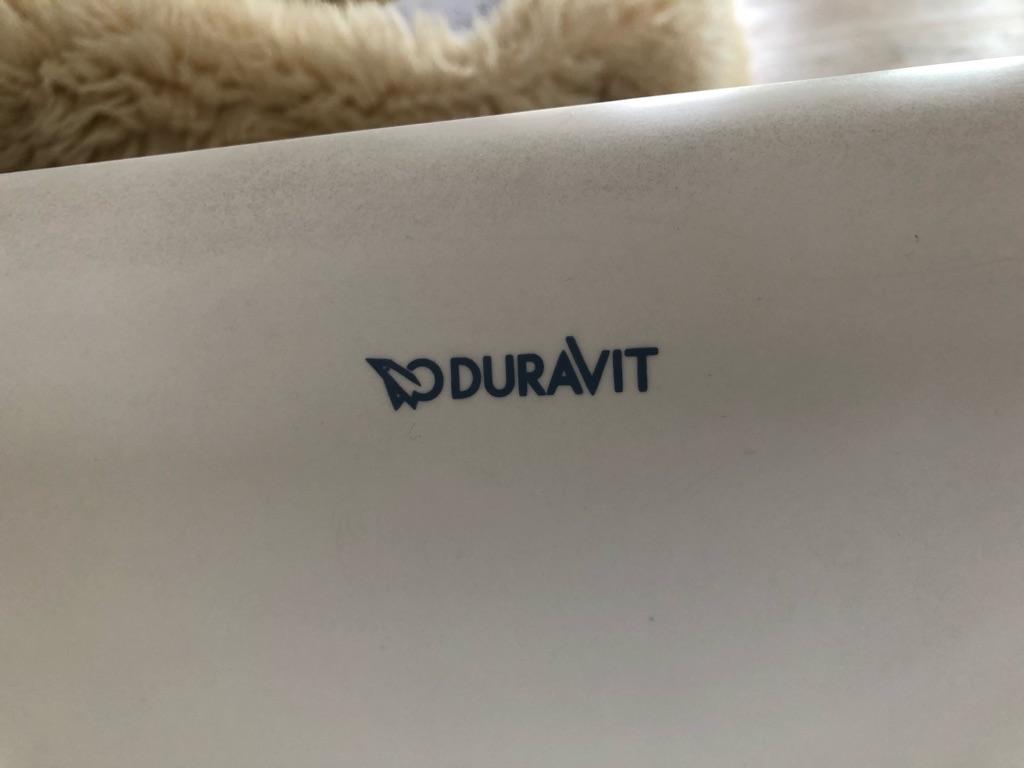 Gorgeous Duravit free standing bath