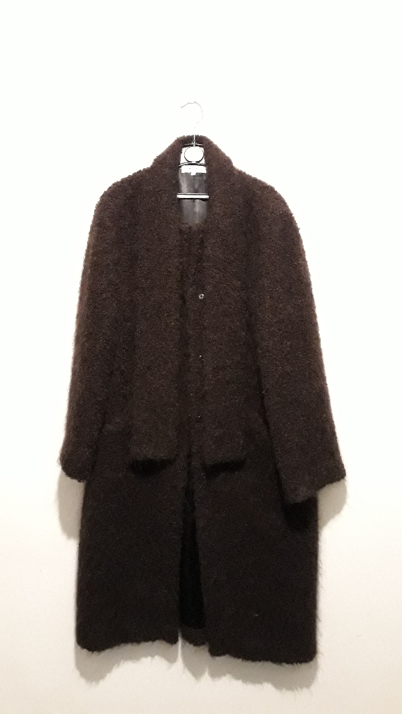 Vintage Rodier Womens Wool Coat