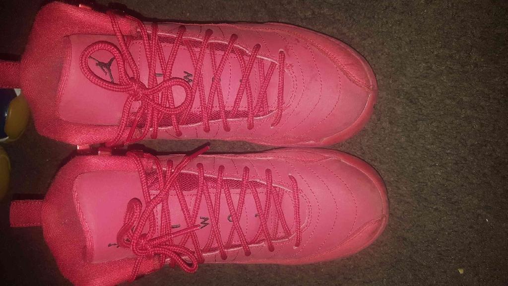 Jordan Red 12s