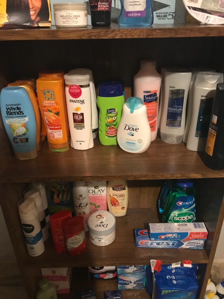 Personal care items!!!!