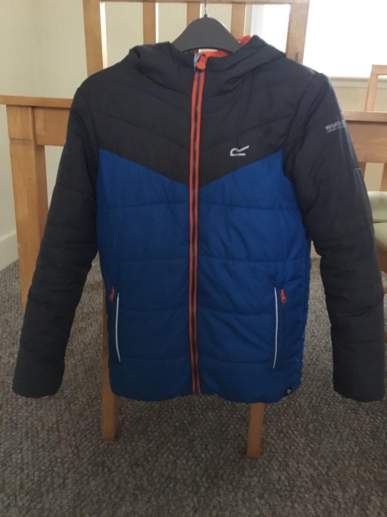 Boys Blue Regatta Coat