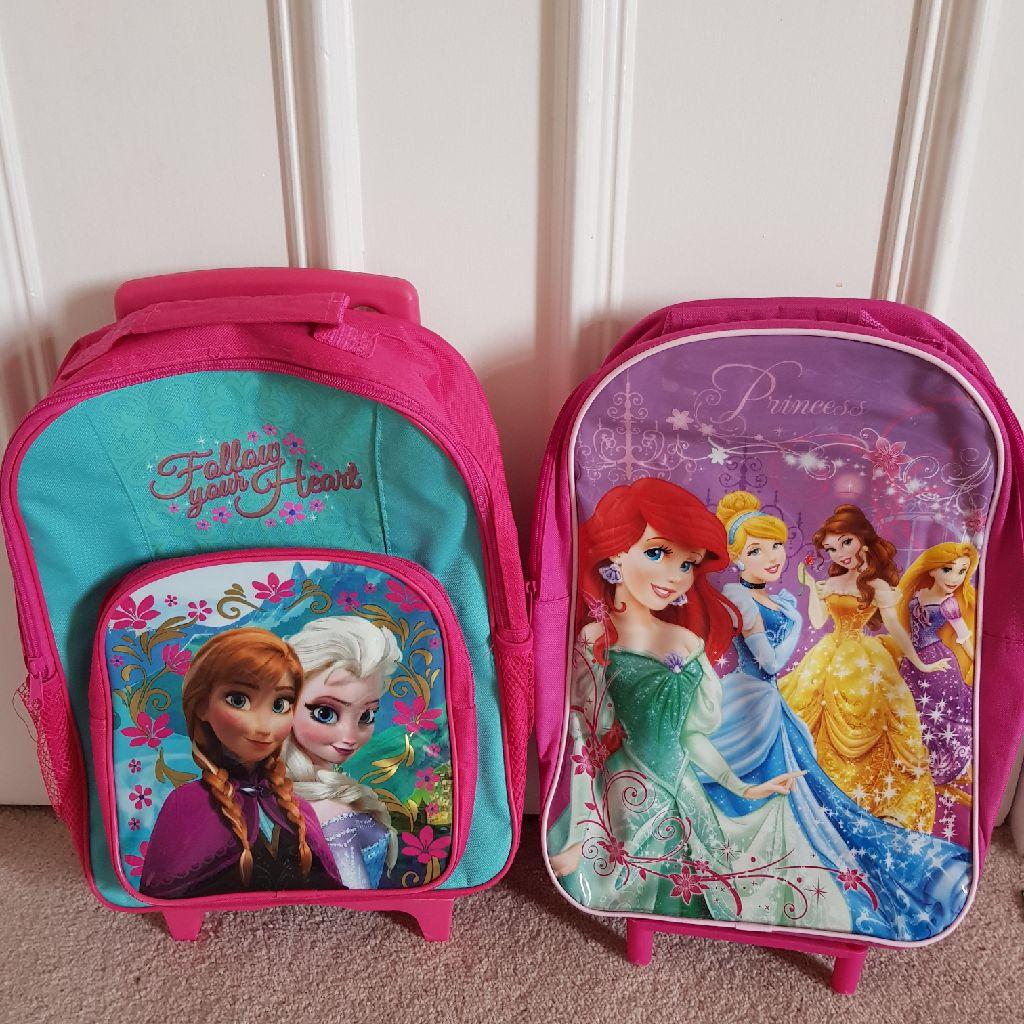 Disney trolley bags