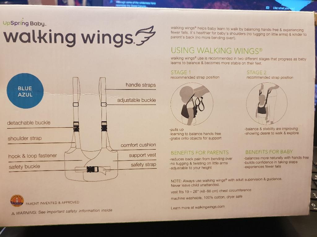 Walking Wings Baby Harnes