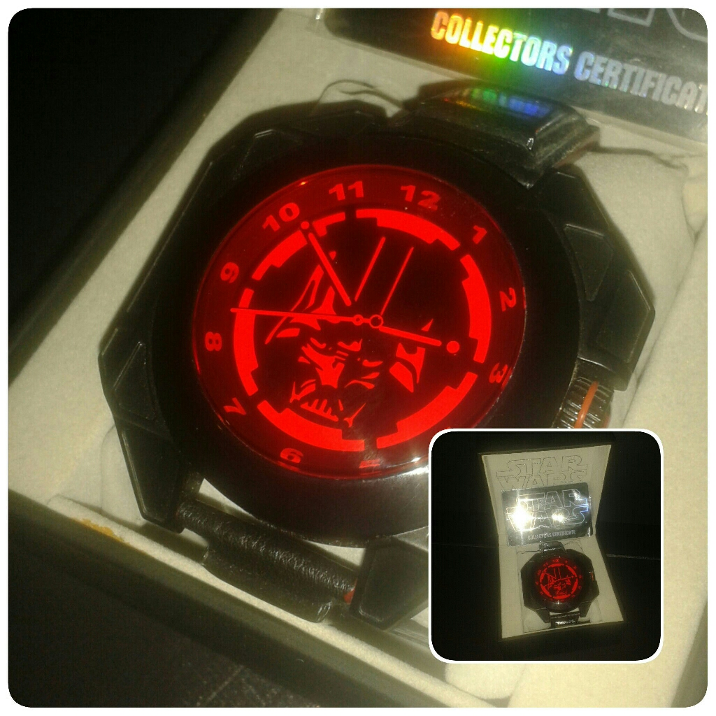 Special Edition Darth Vader Watch