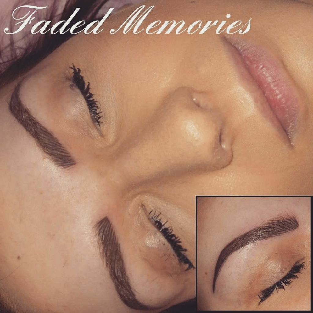 Faded Memories Semi Permanent Tattoo Eyebrows And Laser Tattoo