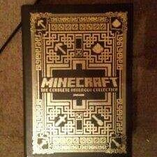 Minecraft Book collection