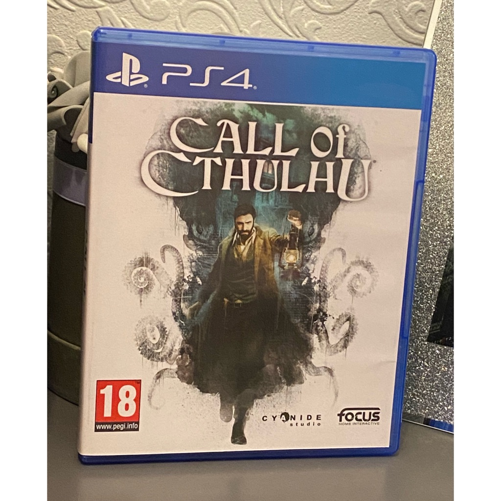 PS4: Call of Cthulhu