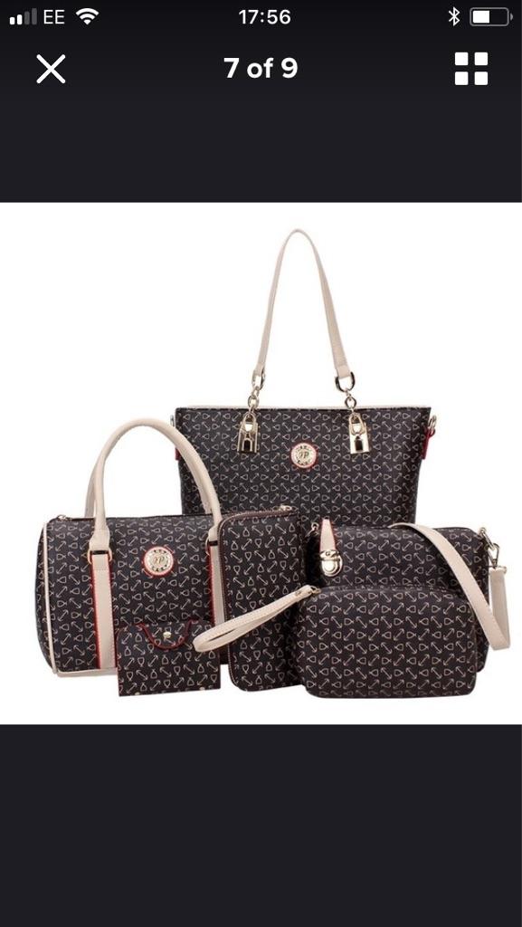 Bag sets (set of 6)