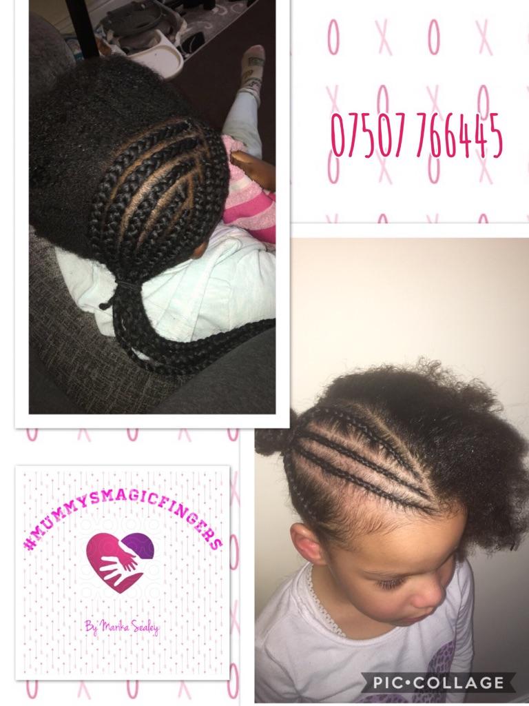 Children's hair braider