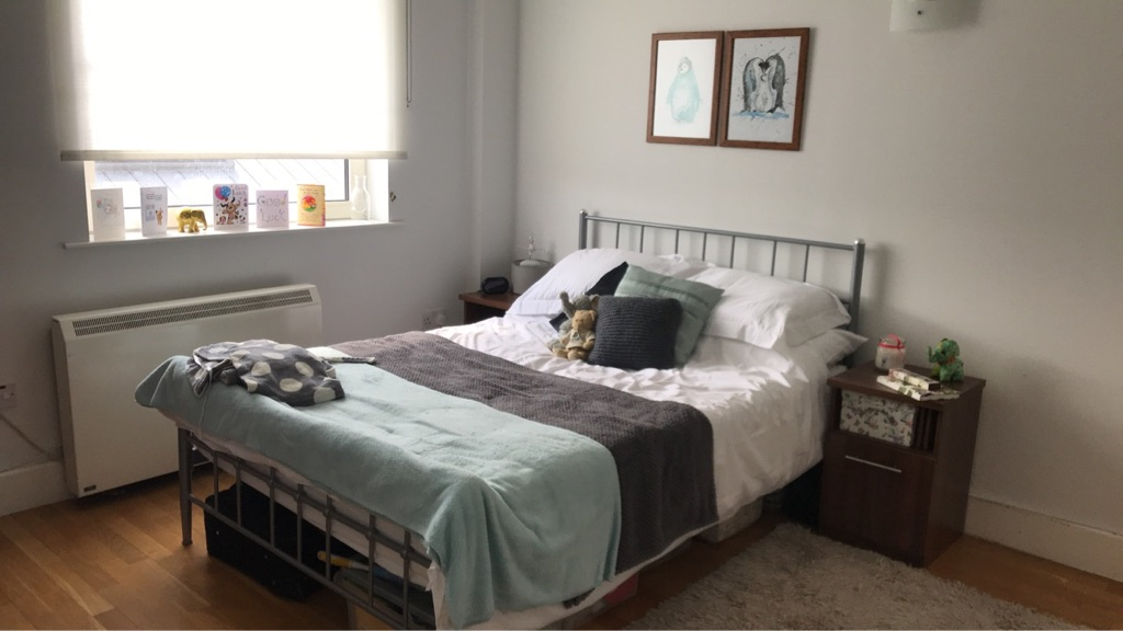 Modern Furnished Double Room Near The City - Tower Hill / Shadwell