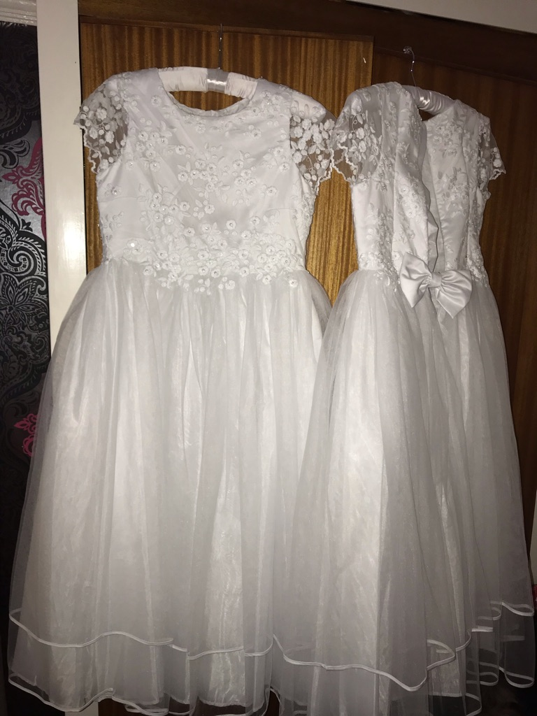 Communion / wedding dress