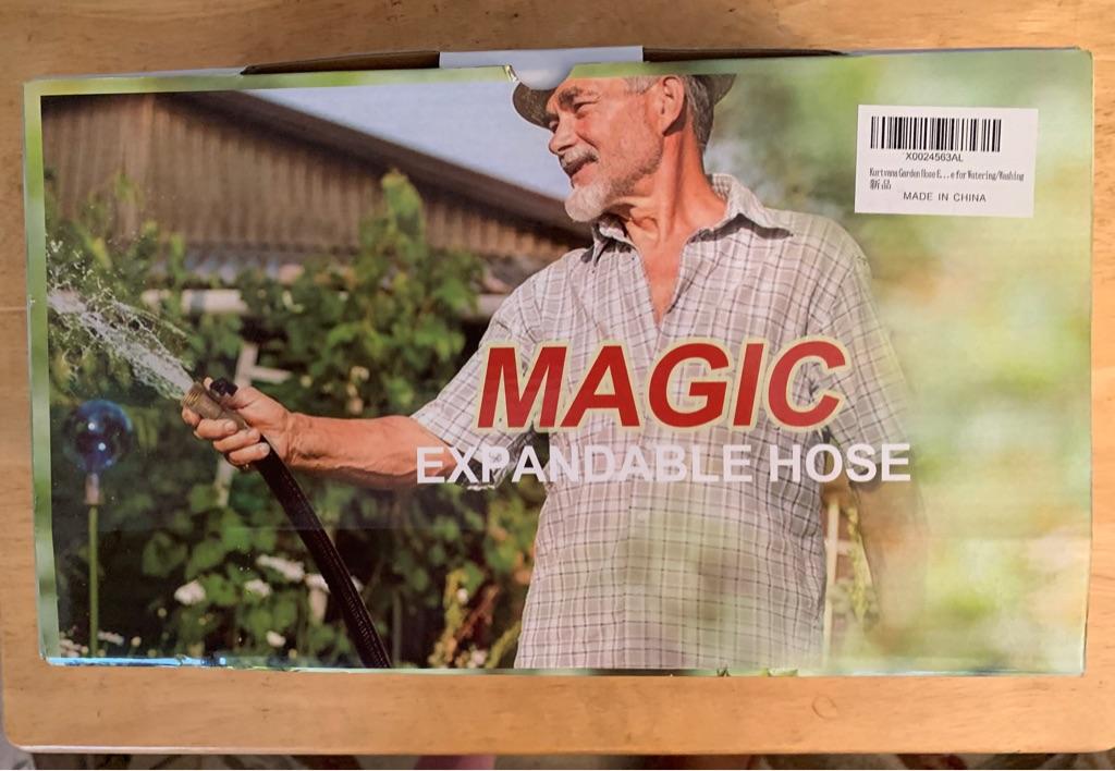 Monyar Expandable hose