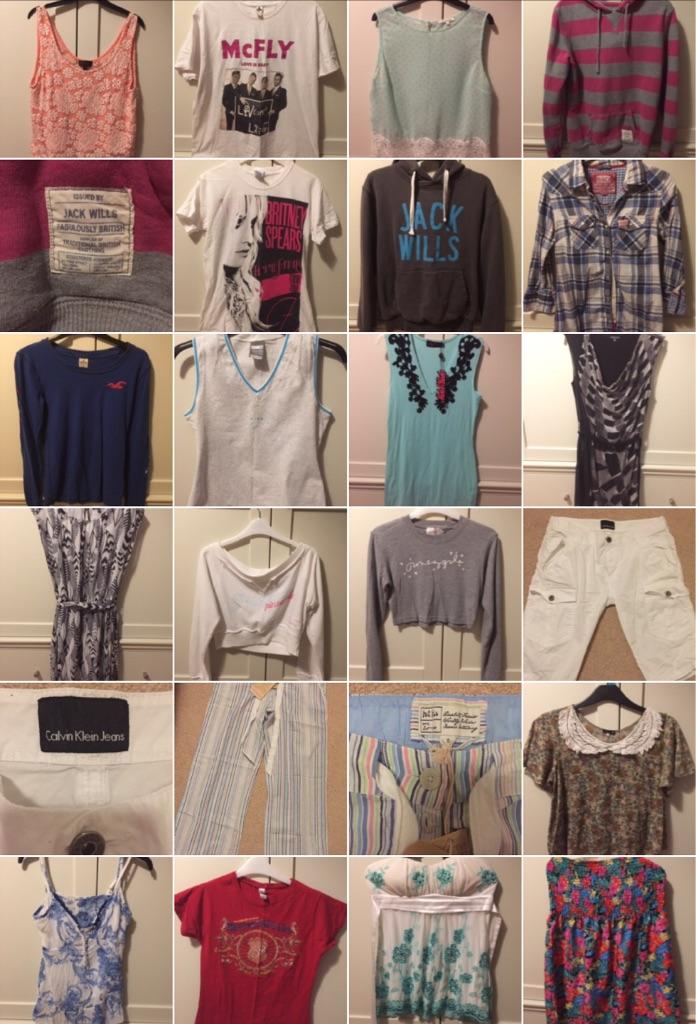 Lots of ladies designer clothes for sale