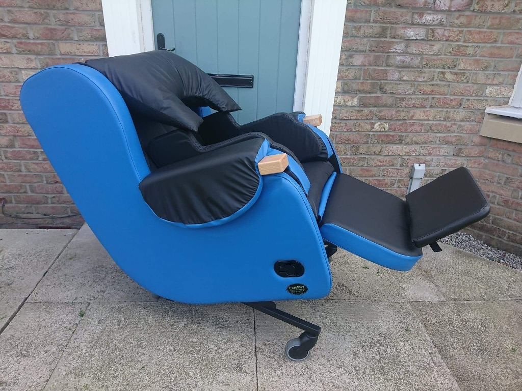 Mobility chair a careflex Hydotilt