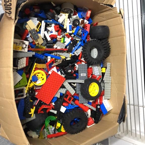 Lego over 7kg
