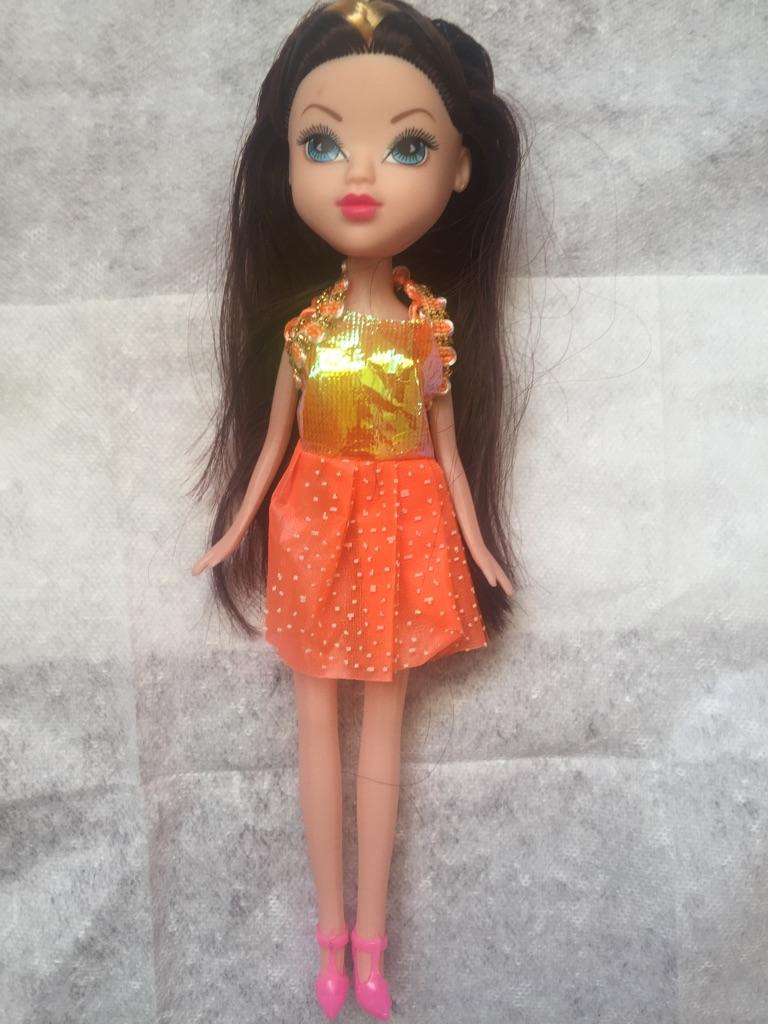 Fashion doll..### 5