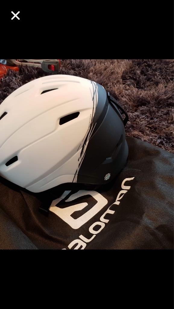 Salamon snowboard helmet