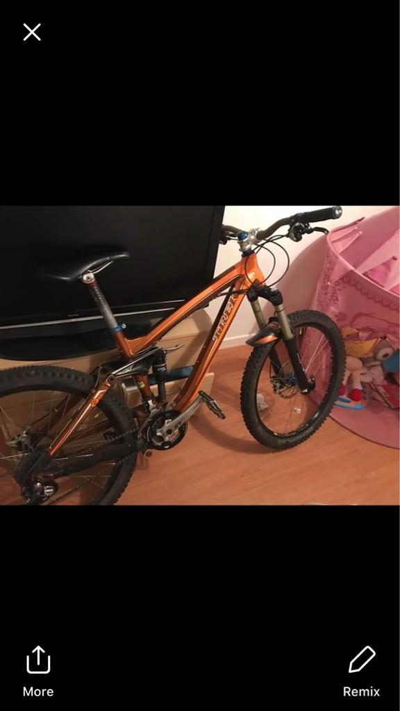 MTB bike custom