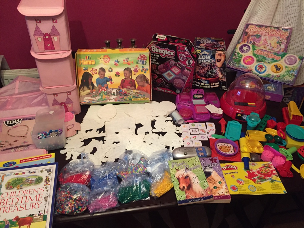 A fantastic Bundle Of Children's / Christmas Toys
