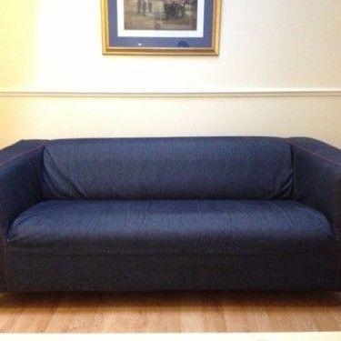 Ikea klippan sofa. £20