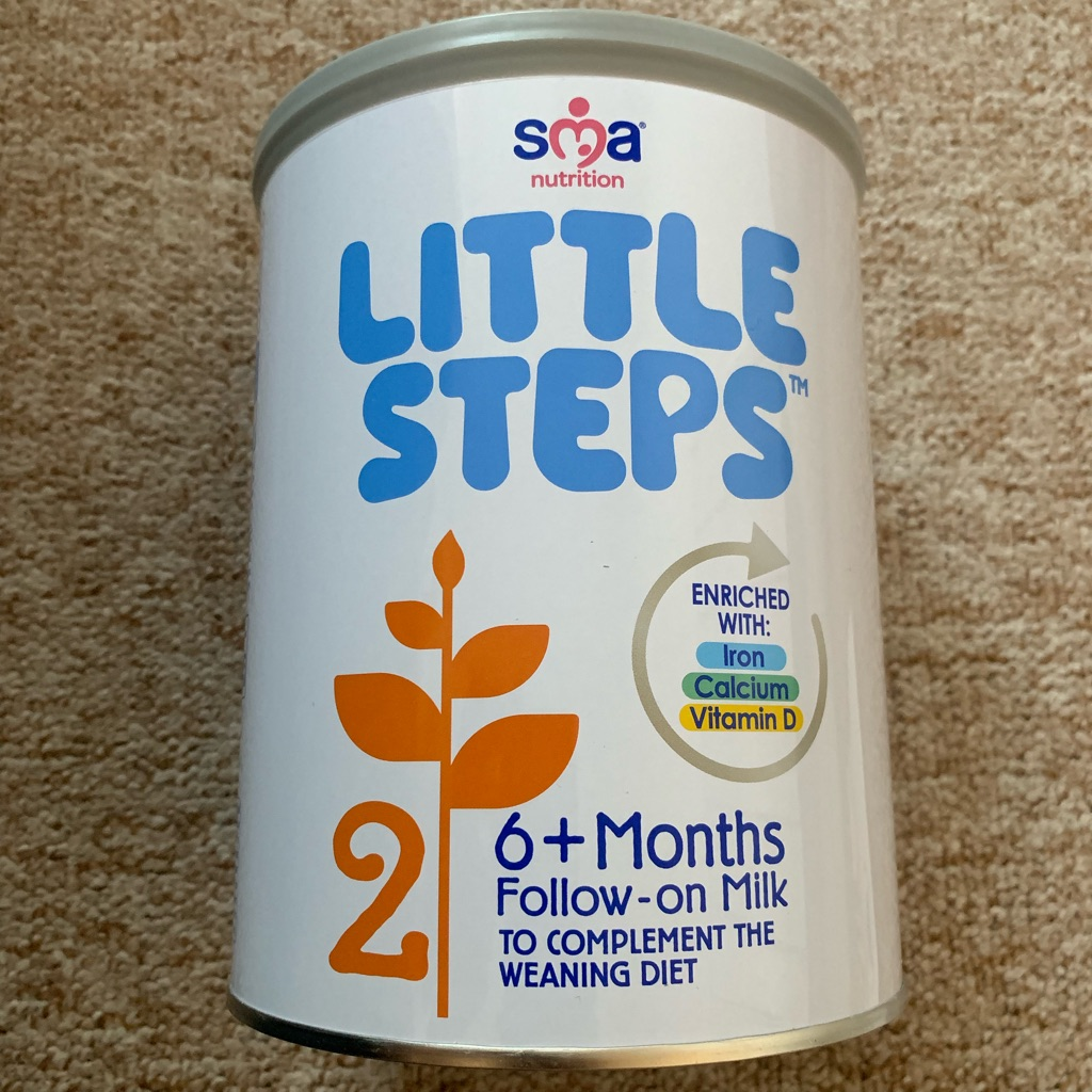 Little Steps Milk
