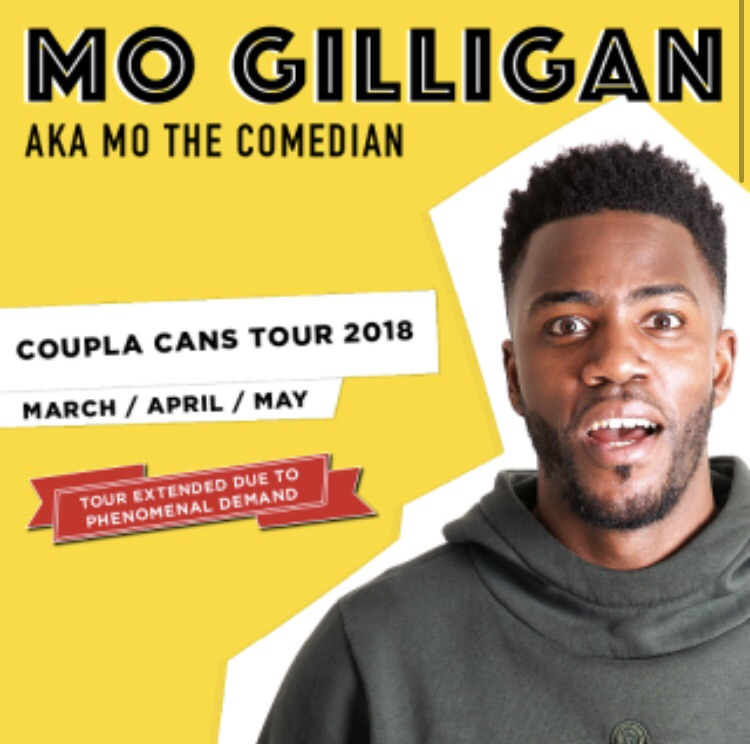 Mo The Comedian Last Tour Show Tickets