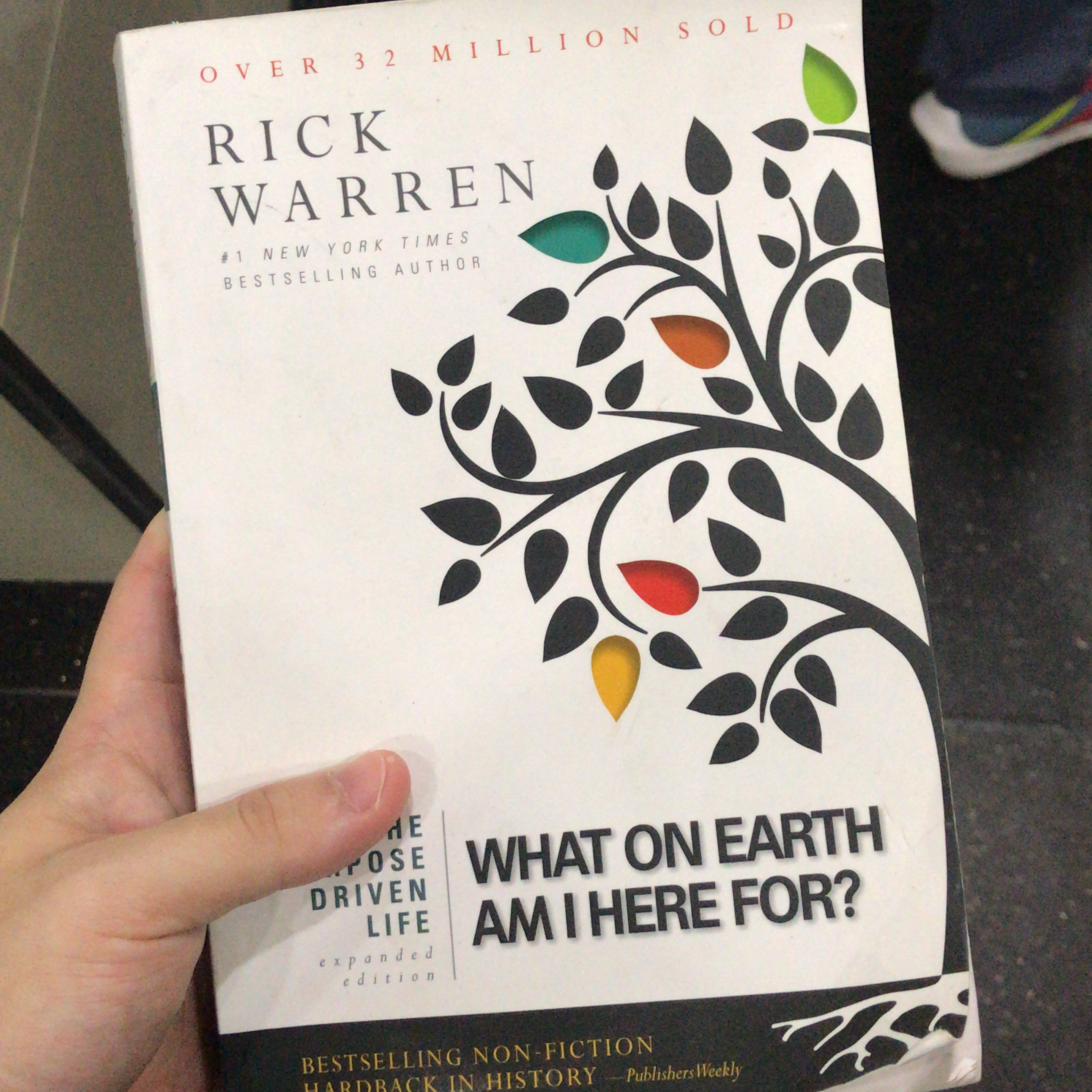 What on earth book