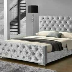 Beds with or without mattress read description